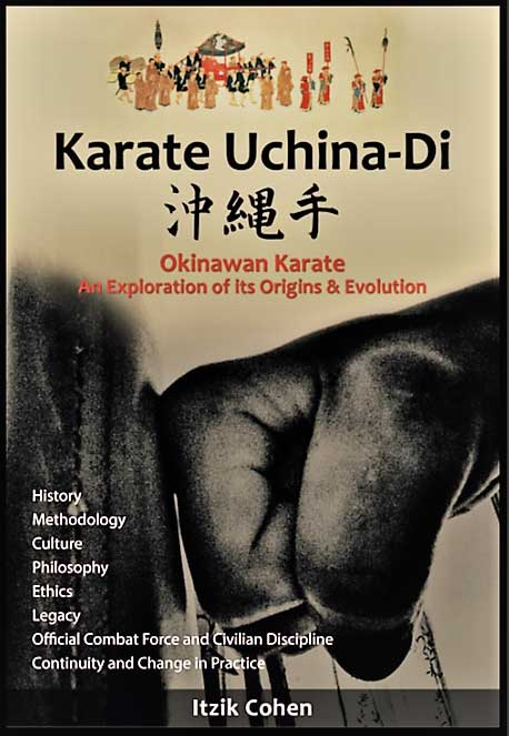 Karate Uchina-Di Front-Cover